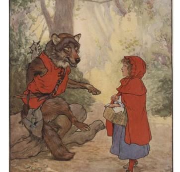 frank-adams-illustrtation-from-little-red-riding-hood